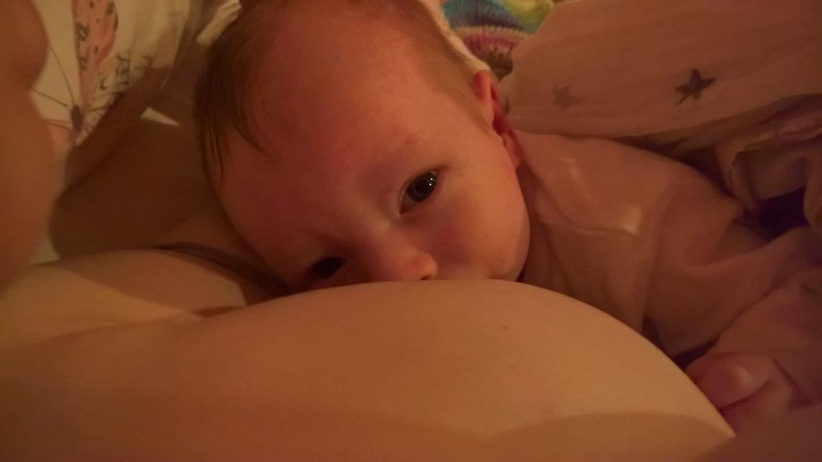 Breastfeeding for the boy's…